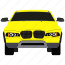 car, sports car, supercar, vehicle icon