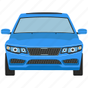auto, automobile, limousine, luxury, private car, transport, vehicle icon