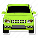 car, hummer, luxury, suv, vehicle icon
