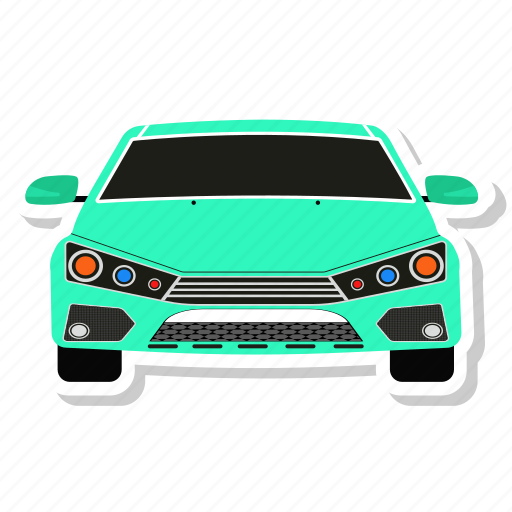 car, luxury car, sports car, supercar, vehicle icon