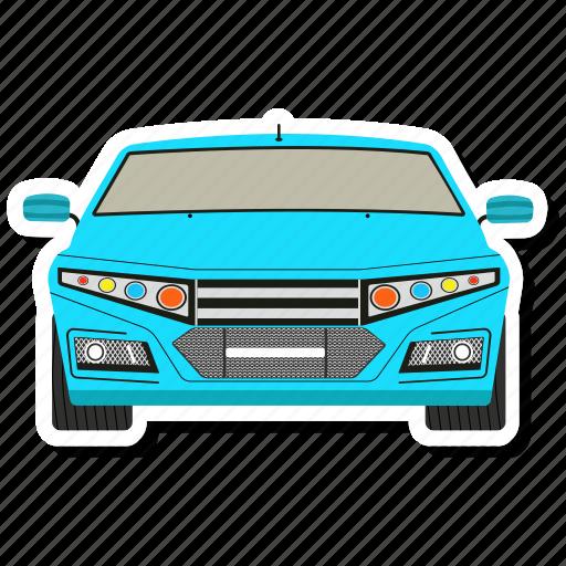 Car Luxury Car Sports Car Supercar Vehicle Icon