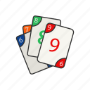 cards, phase 10, games, card game, card, card deck, meld icon