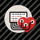 check, ecg, heart, electrodes, hospital, monitor, test