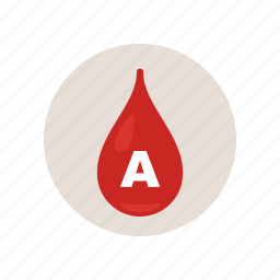 a, blood, drip, health, lab, medical, type icon
