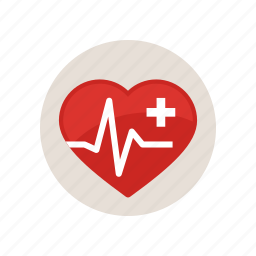 arritmia, health, healthcare, healthy, heart, high, rate icon