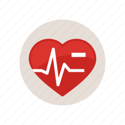 arritmia, care, health, healthcare, heart, low, rate icon