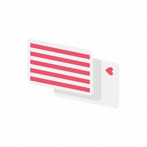 card, casino, playing, poker, stripes icon