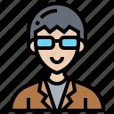 digital, professional, programmer, technician, technologist icon