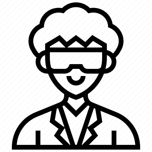 assistant, researcher, scientist, specialist, technician icon