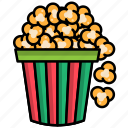 carnival, circus, festival, popcorn