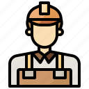 build, construction, jobs, people, profession, professions, tools icon