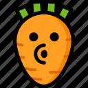 emotion, blowing, face, feeling, expression, emoji