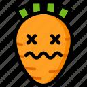 emotion, dead, face, feeling, expression, emoji