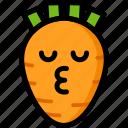 emotion, face, kiss, feeling, expression, emoji