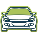auto, car, transport, travel icon