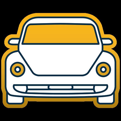 car, porsche, transport, travel icon