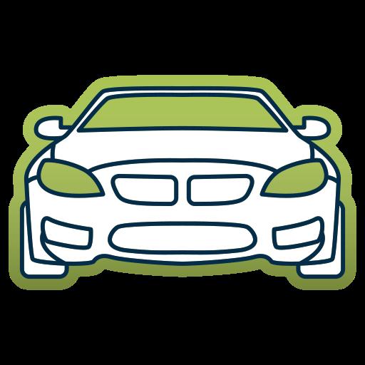 auto, car, mercedes benz, mersedes, transport, travel icon