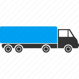 automobile wagon, cargo, delivery, transport, transportation, truck, vehicle icon