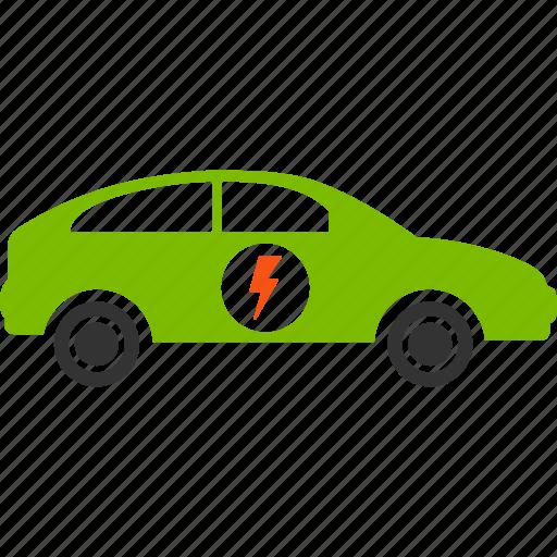 alternative, eco automobile, ecology, electric car, environmental, hybrid engine, tesla motor icon