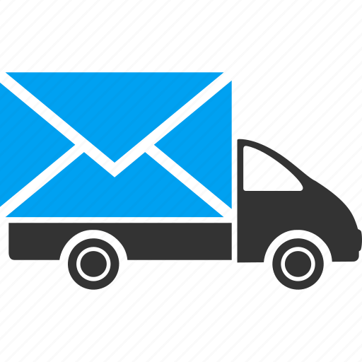 correspondence, envelope, mail delivery, post service, send letter, shipment, shipping icon