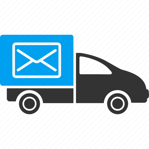 communication, correspondence, envelope, mail delivery, post, send letter, shipping icon