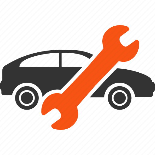 auto, automobile repair, car service, support, tools, work, worker icon