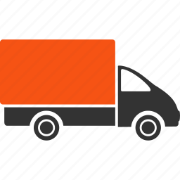 deliver, delivery, shipment, shipping, transport, transportation, vehicle icon