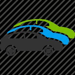 automobile, car market, cars, traffic, transport, transportation, vehicle icon