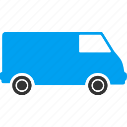 car, deliver, delivery, shipping, transportation, van, vehicle icon