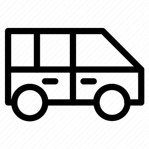 Bus, car, cars, minibus icon - Download on Iconfinder