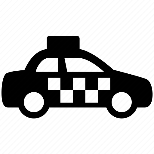 taxi, taxi cab, transportation, travel, vehicle, wheels icon