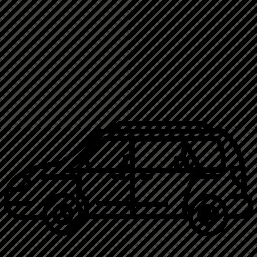 car, mpv icon