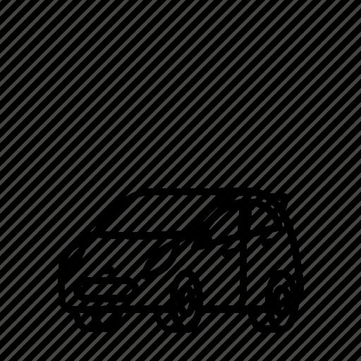 angle, car, compact icon