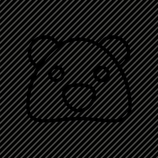 animal, australia, bear, cartoon, children, kids, koala icon
