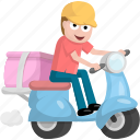 delivery, take away, takeaway icon
