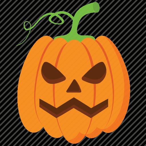Halloween Pumpkin Cartoon Images.Cartoon Pumpkin By Vectors Market