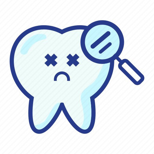 character, dental, dentist, medical, molar, stomatologist, tooth icon