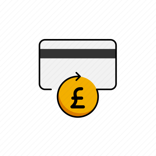 business, card, cashback, gbp icon