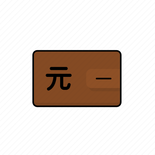business, cash, cny, money, wallet icon