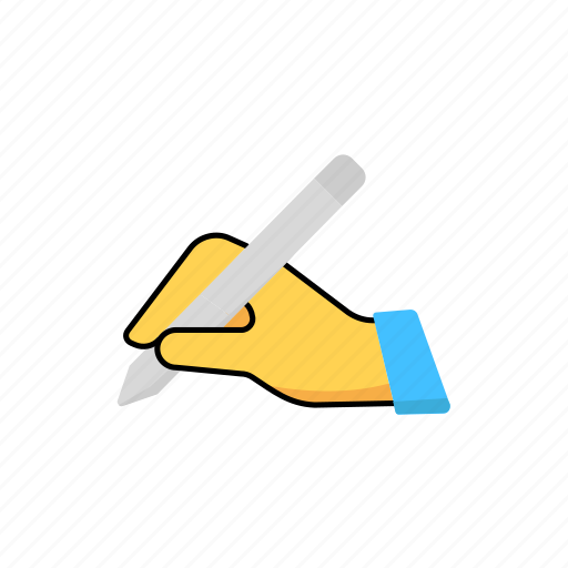 art, business, contract, pen, pencil, sign, signature icon