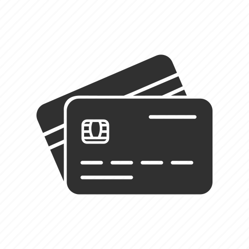 atm cards, credit card chip, credit cards, debit cards icon