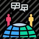 communication, community, society, talk, transmission