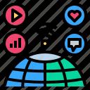 communication, internet, online, wireless, worldwide