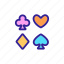 ace, card, casino, fortune, gambling, game, poker