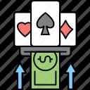 casino, entertainment, bet, money, deposit