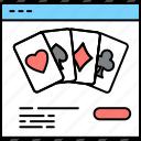 casino, entertainment, online, site, poker