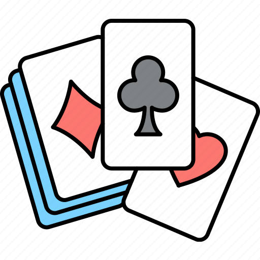 Casino, entertainment, poker, playing, cards, game icon - Download on Iconfinder