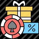 casino, entertainment, win, bonus, chips, offer, poker