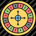 casino, entertainment, win, roulette, wheel