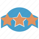 ranking, rating, star, stars, winning belt icon